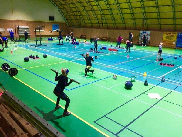Sportovní soustředění - denygym 2020