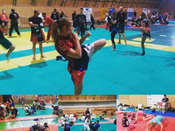 Sportovní soustředění - TigerTeam 2016
